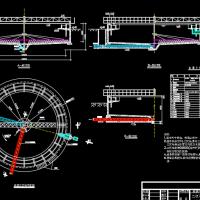 城镇污水处理厂毕业设计(图纸 论文 计算书)2.6万t/d厌氧池+氧化沟