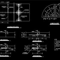 混凝土路面接缝处理CAD施工图
