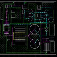 20000m3/d城市污水处理厂综合设计(含说明书