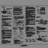 绿化设计说明(CAD详细)