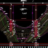 九家棚箱梁桥施工图设计