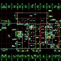 雪铁龙C级店建筑图