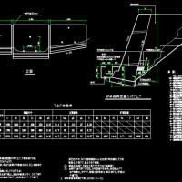 全套高速公路桥梁边坡挡土墙排水设计CAD图纸