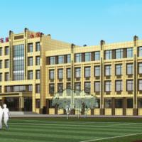 吉林10017平米5层框架结构实验小学教学楼建筑设计CAD图