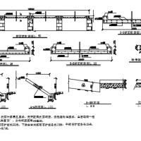 简易的漫水桥CAD施工详图