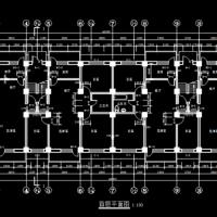 2824平米六层框架结构住宅楼毕业设计(含总结 日志 计算书 开题报告)