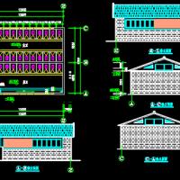 12X9.5米 1层公厕方案图