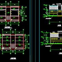 13.2X8米 一层意大利风格公厕建筑图