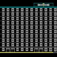 河北邯郸10335平米十层框架结构宾馆毕业设计(含计算书)