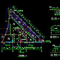 三角形厕所建筑方案图