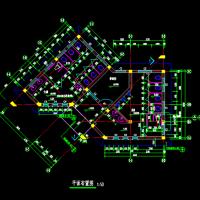 11X7.14米 1层景观公厕建筑图