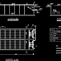 吉林医院污水处理毕业设计图纸及计算书(含开题报告)