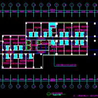 五星级大酒店建筑装修全套CAD施工图