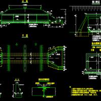 箱涵通用设计CAD图(含说明)