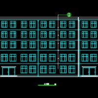 6900平米五层综合楼毕业设计(开题报告 计算书 建筑及结构图)