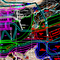 施工场地规划布置图