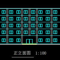 4082平米5层办公毕业设计(横道图 计算书 毕业答辩PPT)