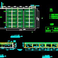 15万立方米污水处理厂全套毕业设计(图纸 计算书 答辩 任务书)