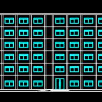 4364平米六层办公楼毕业设计(结构计算书 论文答辩PPT)