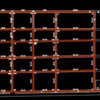 给水厂工艺设计全套课程设计CAD图(泵站 虹吸滤池 絮凝沉淀池)