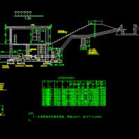 某提灌站结构CAD图