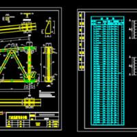 某18m跨梯形屋架单层工业厂房课程设计
