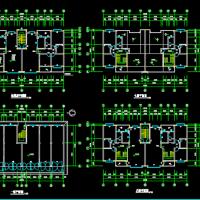 某7层住宅楼全套施工图纸(含建筑结构水电)
