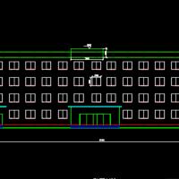 5200平米框架结构商业办公楼毕业设计(计算书 翻译 开题报告)
