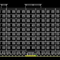 十层框架结构办公楼毕业设计(设计任务书 计算书)