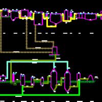 工业区污水处理厂工程毕业设计(含图纸)