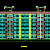 3345平米多层住宅楼毕业设计(开题报告、施工总平)