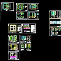 某净水厂软基沉井设计施工图纸