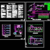 海烙IG541配电房气体灭火设计图