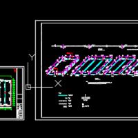 蔬菜育苗温室大棚供暖系统设计施工图