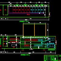 35KV金变电站平面布置图