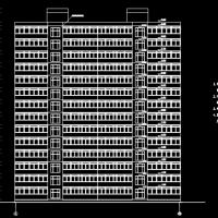 6309平米14层剪力墙住宅楼毕业设计(计算书、任务书 部分建筑、结构图)