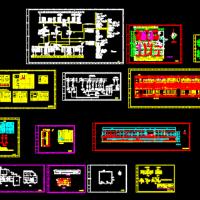 220KV变电站设计系统图