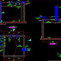 污水处理厂中和池设计图纸