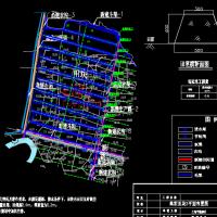 江西农村土地整治建设项目施工图55张(高标准基本农田建设)