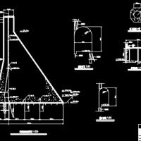 水利工程重力坝毕业设计计算书及图纸