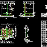 小型SBR池反应器设计图(方型)