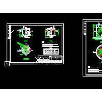 调节沉淀池+UASB+SBR设计图