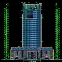 某地25层5星级酒店建筑施工图