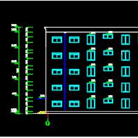 4960平米中学办公楼毕业设计(含图纸、任务书、计算书、开题报告)
