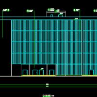 6249平米5层框架结构百货大楼毕业设计
