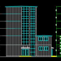 5042平米六层框架结构商场毕业设计(含图、施组及计算书)