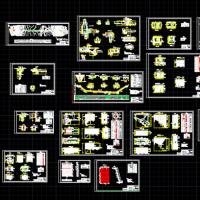 云南某灌区续建配套项目倒虹吸施工设计图