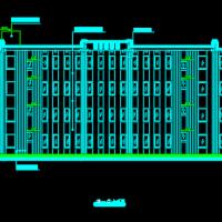 5188平米图书馆毕业设计(含计算书 施组及建筑结构图纸)