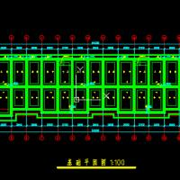 3406平米六层砖混住宅楼招标文件及标底(工程量清单、部分CAD图)