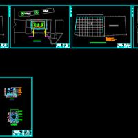 某地篮球场施工图(EPDM(硅PU地坪)